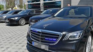 AK Partili belediye lüks araçları gözden kaçırmış!