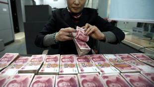 Çin Merkez Bankası banknotları karantinaya aldı