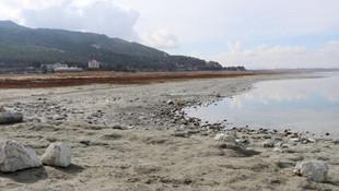Burdur Gölü alarm veriyor! Kurursa kanser patlaması yaşanacak