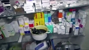Suriyelilerin kaçak hastanesine baskın ! Polis ekipleri şaşkına döndü