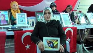 HDP önünde nöbet tutan bir aile daha evladına kavuştu