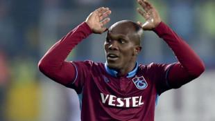 Trabzonspor'da Nwakaeme sakatlandı!