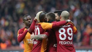ÖZET | Galatasaray - Yeni Malatyaspor maç sonucu: 1-0