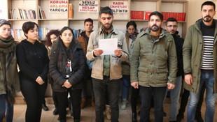 Gözaltına alınan 7 üniversiteli açlık grevine başladı