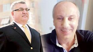 CHP'li başkan, Muharrem İnce'ye kafa mı attı ?