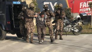 DEAŞ'ın üst düzey ismi Türkiye'de yakalandı