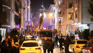 İstanbul'da korku dolu gece! Mahalleli geceyi sokakta geçirdi