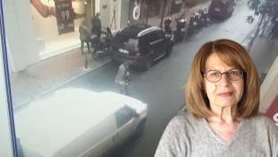 Kavga sırasında kontrolden çıkan araç yaşlı kadını ezdi