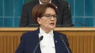 Akşener, Bakan Albayrak'ı Erdoğan'a şikayet etti