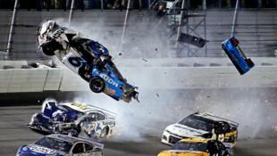 NASCAR'da feci kaza! Hastaneye kaldırılan Ryan Newman'ın durumu ciddi