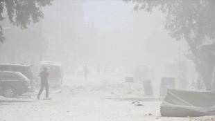 Suriye'nin başkentinde patlama: 1 ölü