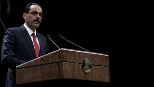 Cumhurbaşkanlığı Sözcüsü Kalın'dan FETÖ'nün siyasi ayağı açıklaması