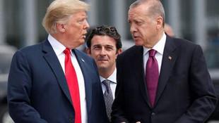 ABD Başkanı tüm dünyaya ilan etti: ''Erdoğan ile çalışıyoruz''