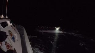Çanakkale'de 52 kaçak göçmen daha yakalandı