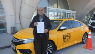 Kaçak göçmen taşıyan taksiciye ceza şoku!