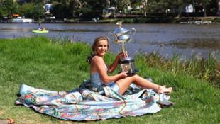 Kadın tenisinin yeni yıldızı Sofia Kenin