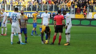 Süper Lig: MKE Ankaragücü: 1 - Kasımpaşa: 1 (Maç sonucu)