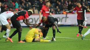 Süper Lig: Gaziantep FK: 5 - DG Sivasspor: 1 (Maç sonucu)