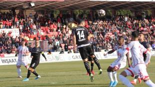TFF 1. Lig: Balıkesirspor: 0 - Altay: 0