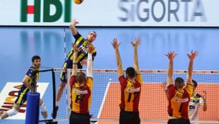 Derbide kazanan Fenerbahçe HDI Sigorta