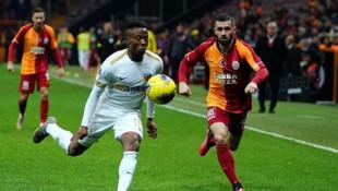 Süper Lig: Galatasaray: 4 - Kayserispor: 1 (Maç sonucu)