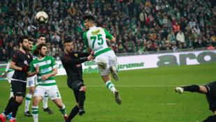 Bursasporlu oyuncular, Eskişehirspor maçını değerlendirdi