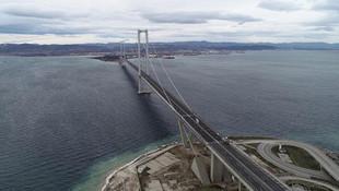 Osmangazi Köprüsü için 2.5 milyar TL ödenecek