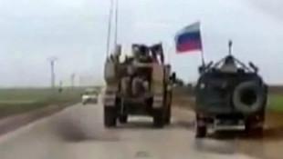 Suriye'de ABD Rusya gerginliği !
