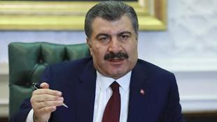Sağlık Bakanı'ndan Korona virüsü açıklaması