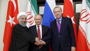 Türkiye, Rusya ve İran'dan kritik karar