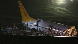 Pistten çıkan uçağın kara kutusundan skandal çıktı !