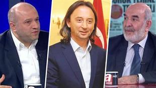 AK Partili yazarlar birbirine girdi!