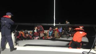 80 kaçak göçmen daha yakalandı