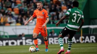 ÖZET | Sporting Lizbon - Medipol Başakşehir maç sonucu: 3-1 (UEFA Avrupa Ligi)