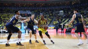 Fenerbahçe Beko 65 - 94 Real Madrid