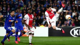 Avrupa Ligi son 32 turunda gecenin sonuçları
