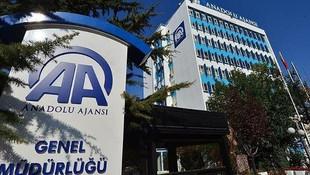 Anadolu Ajansı'nın sistemi çöktü
