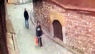 Sokak ortasında tacize uğrayan kadın dehşet anlarını anlattı