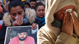 Almanya ırkçı saldırının kurbanlarına ağlıyor