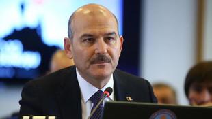 Bakan Soylu'dan ''Otobüslerde sıkı yönetim'' açıklaması