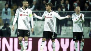 Beşiktaş'ta Adem Ljajic, Trabzon'a karşı yok!