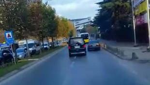 İstanbul'da güpegündüz dehşet! Genç kadını minibüse atıp kaçırdılar!