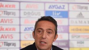 Ali Koç: Trabzonspor sırtını devlete dayamış