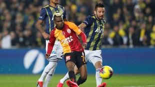 Galatasaray 21 yıl sonra Fenerbahçe'nin kalesini yıktı!