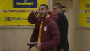 Belhanda'dan Fenerbahçe maçı sonu flaş hareket! Fener ağlama