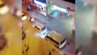 İstanbul'da şehir magandaları kamerada!