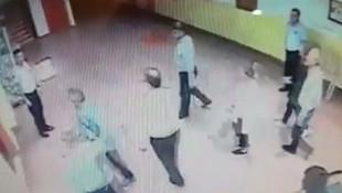 Savcıya ''cezaevine kaçak giriş''ten dava