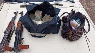 Barış Pınarı Bölgesi'nde 5 terörist yakalandı