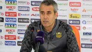 Yeni Malatyaspor'da Kemal Özdeş ile yola devam kararı