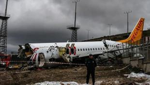 Sabiha Gökçen'deki uçak kazasıyla ilgili yeni gelişme